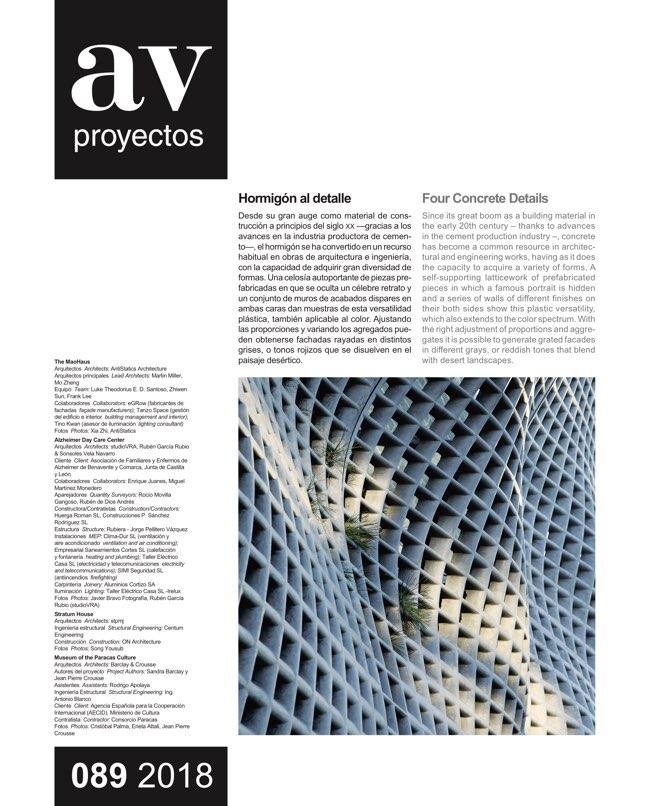 AV Proyectos 89 HERZOG & DE MEURON - Preview 7