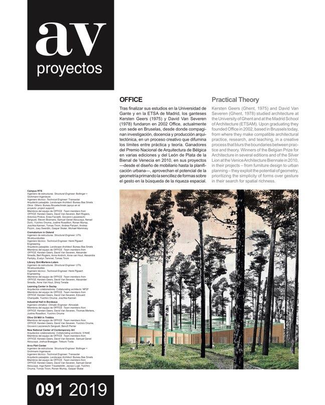 AV Proyectos 91 Dossier OFFICE - Preview 2