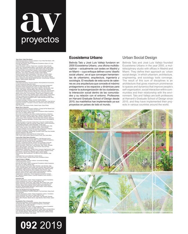 AV Proyectos 92 Ecosistema Urbano - Preview 2