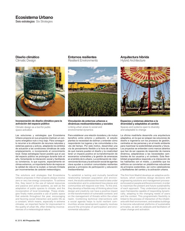 AV Proyectos 92 Ecosistema Urbano - Preview 3