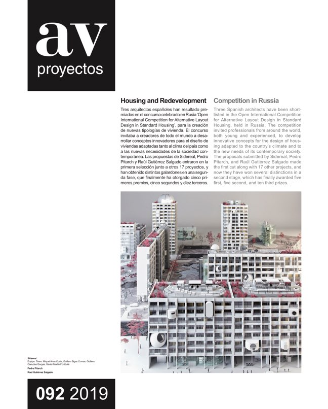 AV Proyectos 92 Ecosistema Urbano - Preview 5