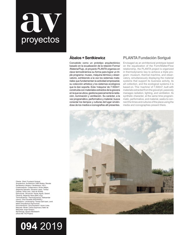 AV Proyectos 94 EMBT - Preview 12