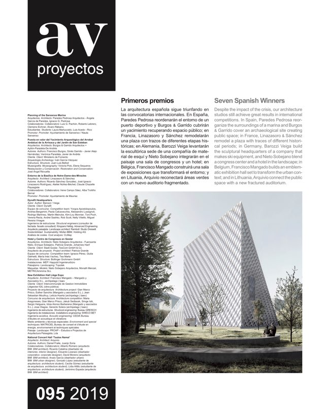 AV Proyectos 95 ENSAMBLE STUDIO - Preview 7