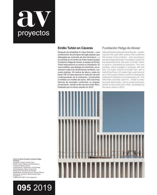 AV Proyectos 95 ENSAMBLE STUDIO - Preview 9