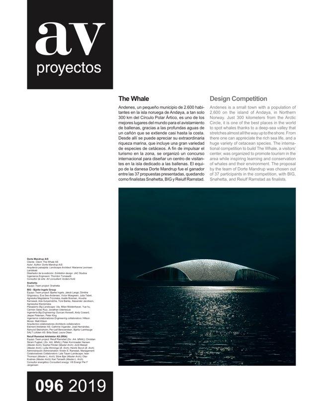AV Proyectos 96 Dossier Mecanoo - Preview 5