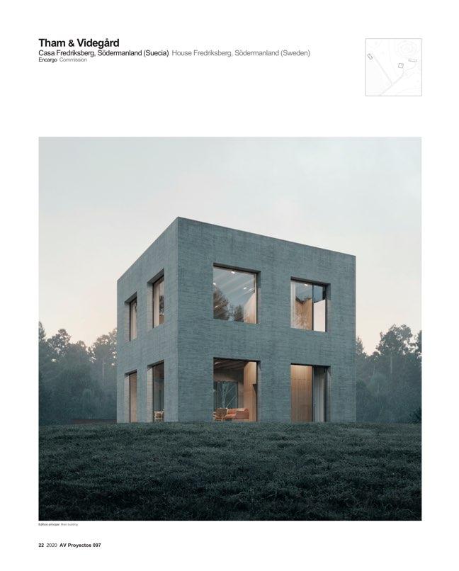AV Proyectos 97 Tham & Videgård - Preview 4
