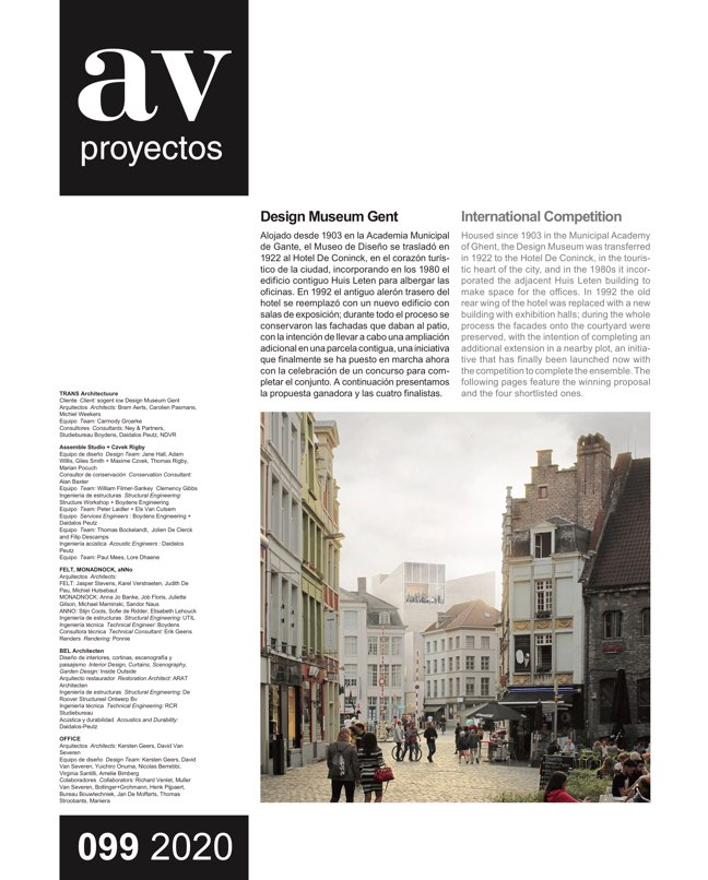 AV Proyectos 99 Foster + Partners - Preview 5