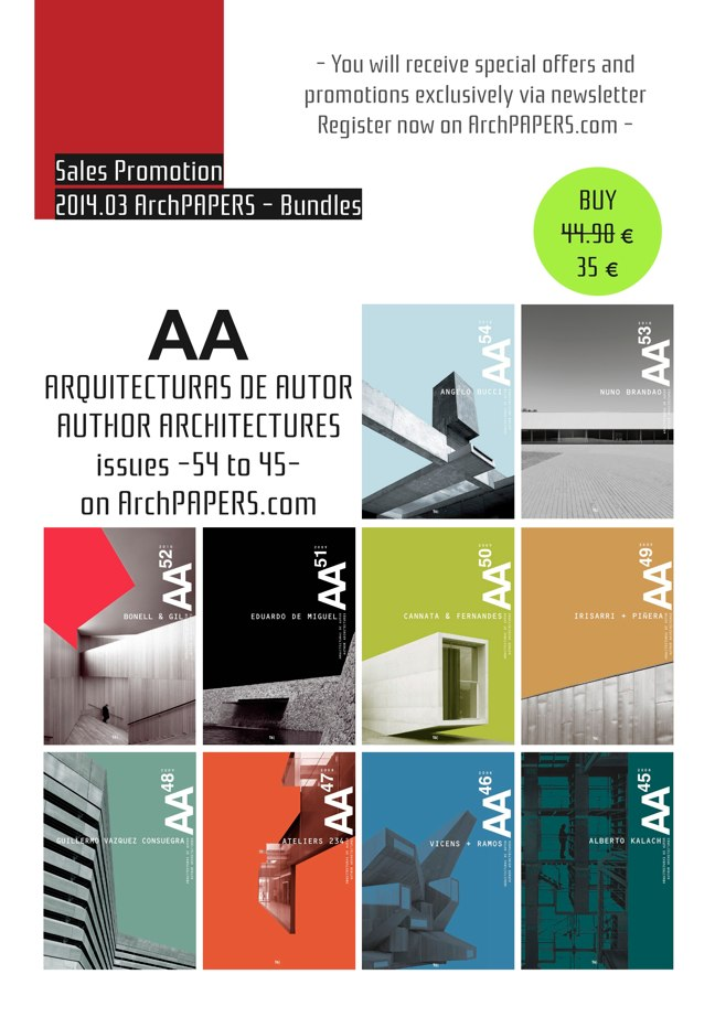 #002 ArchPAPERS magazine - Preview 3