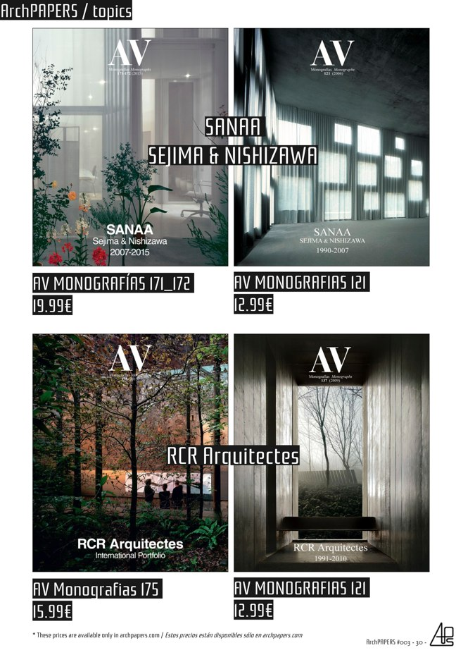 #003 ArchPAPERS magazine - Preview 14