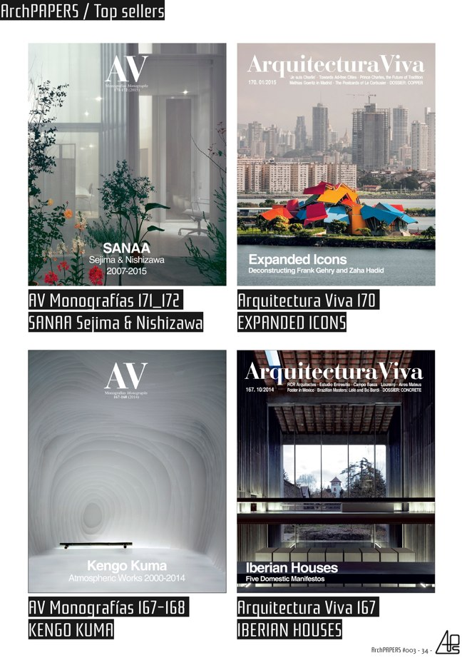 #003 ArchPAPERS magazine - Preview 16