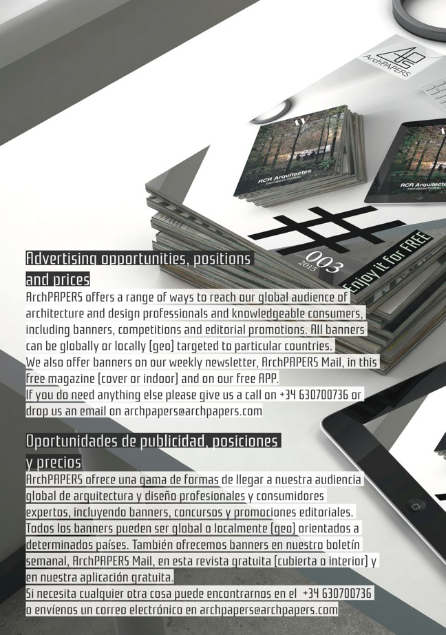 #003 ArchPAPERS magazine - Preview 17