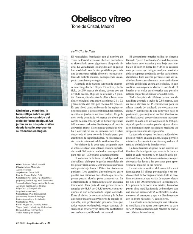 Arquitectura Viva 121 TORRES DE ESPAÑA - Preview 13