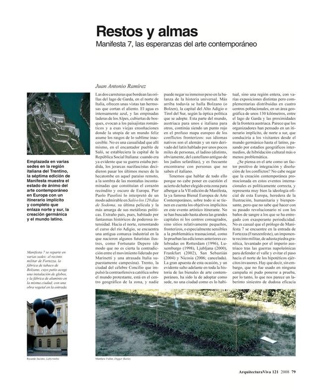 Arquitectura Viva 121 TORRES DE ESPAÑA - Preview 17