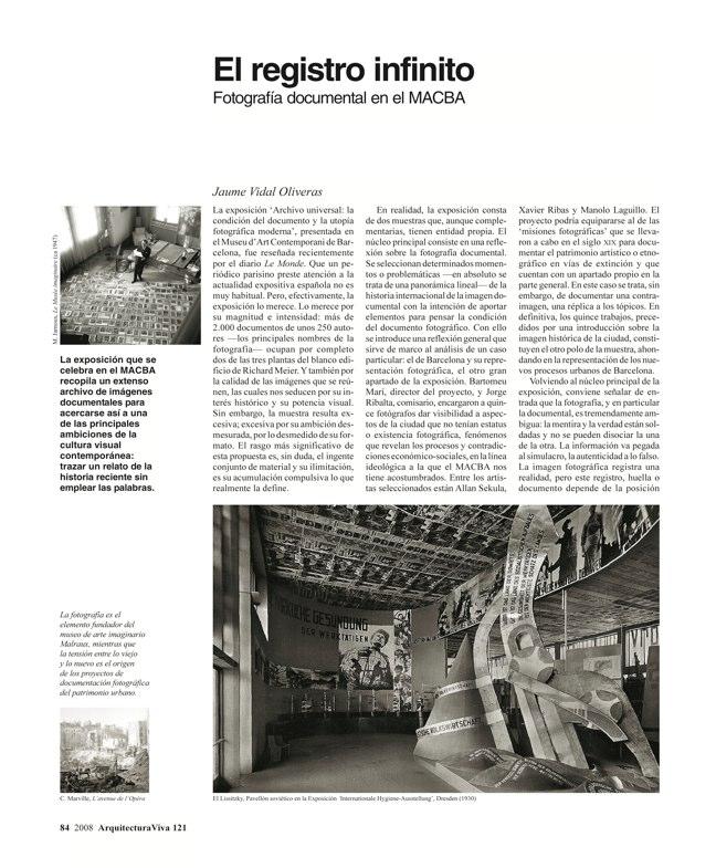 Arquitectura Viva 121 TORRES DE ESPAÑA - Preview 19