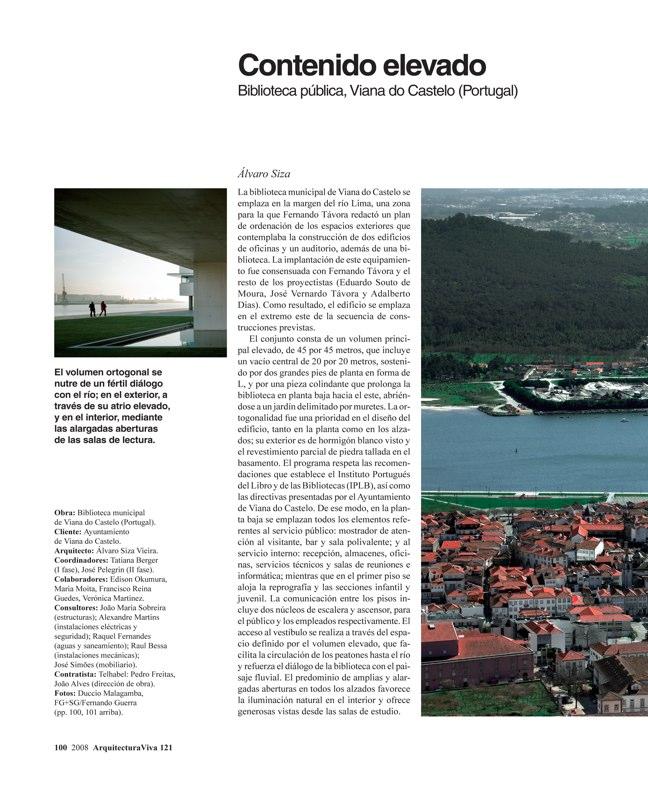 Arquitectura Viva 121 TORRES DE ESPAÑA - Preview 23