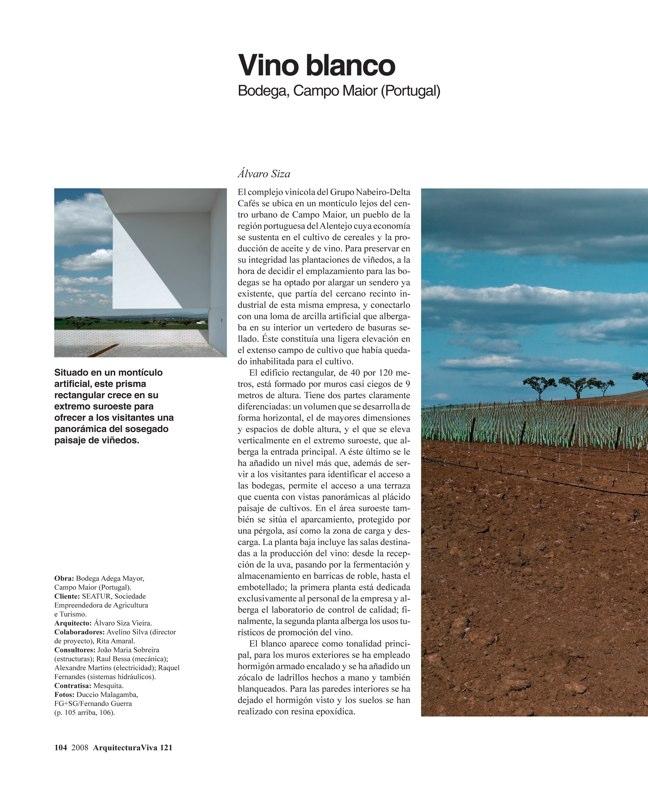 Arquitectura Viva 121 TORRES DE ESPAÑA - Preview 25