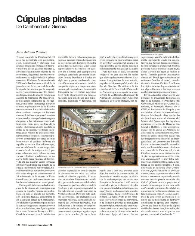 Arquitectura Viva 121 TORRES DE ESPAÑA - Preview 28