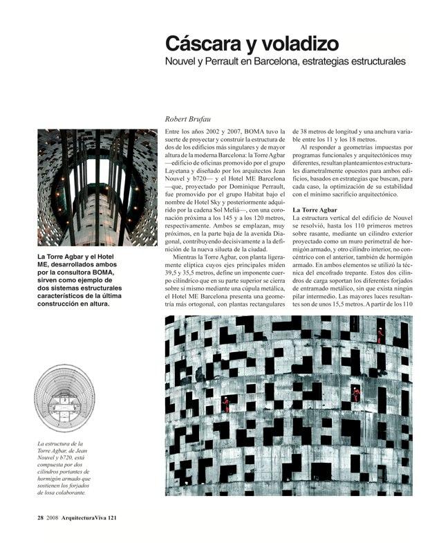 Arquitectura Viva 121 TORRES DE ESPAÑA - Preview 7