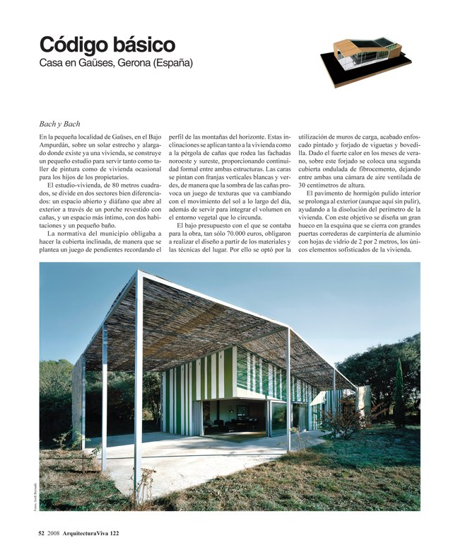 Arquitectura Viva 122 Affordable Houses - Preview 11