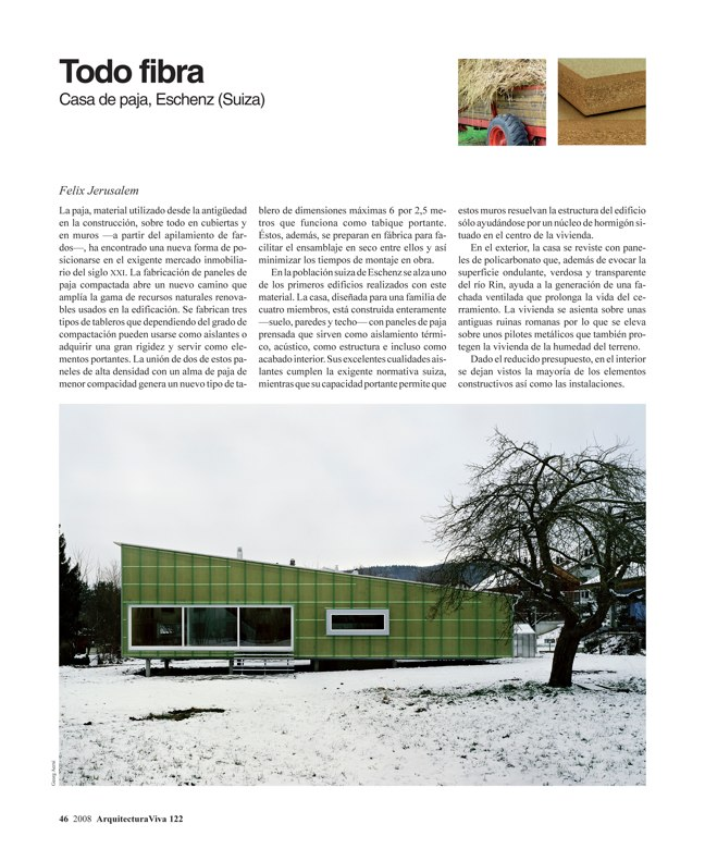 Arquitectura Viva 122 Affordable Houses - Preview 8