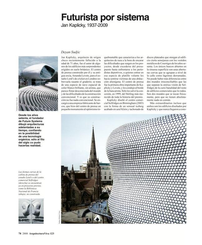 Arquitectura Viva 123 MUSEOS CIUDADANOS - Preview 12