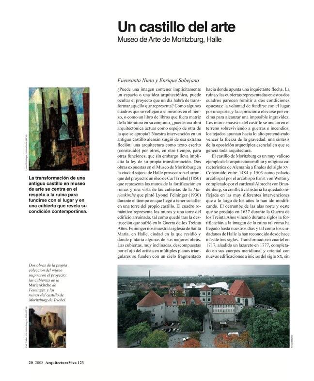 Arquitectura Viva 123 MUSEOS CIUDADANOS - Preview 2