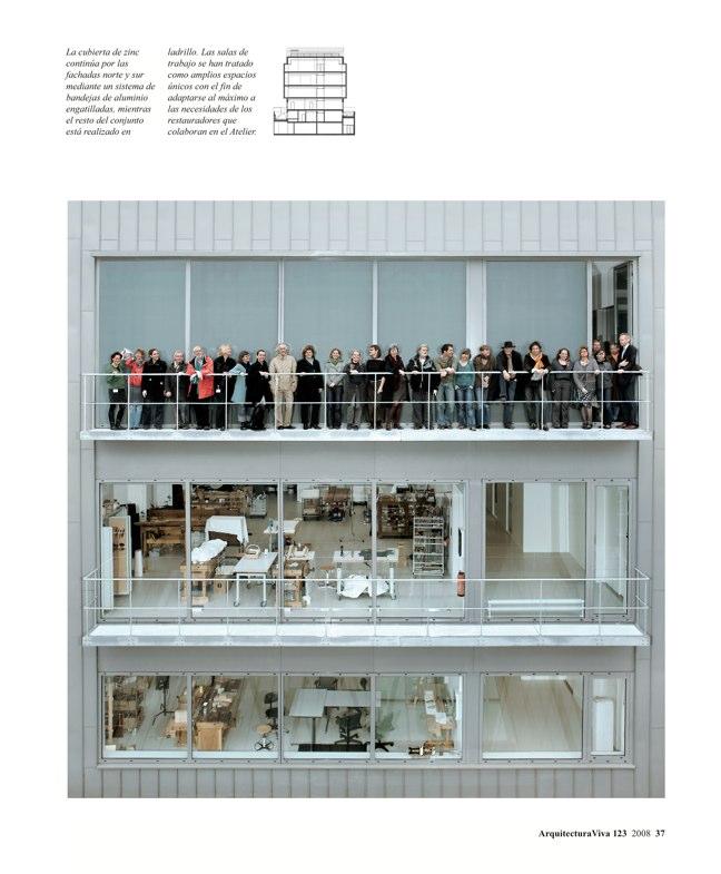 Arquitectura Viva 123 MUSEOS CIUDADANOS - Preview 5