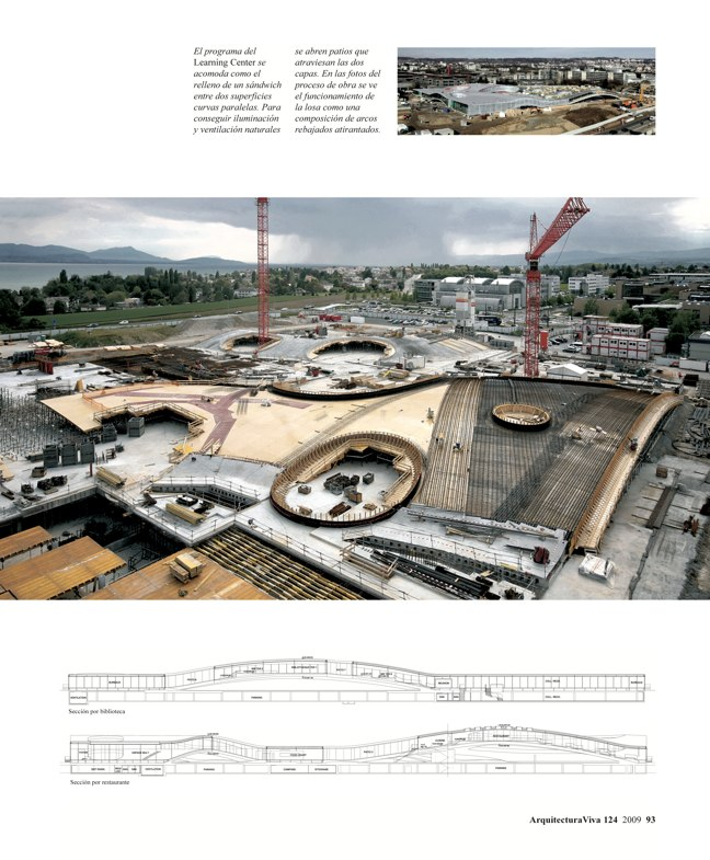 Arquitectura Viva 124 Banda Ancha · Broadband - Preview 12
