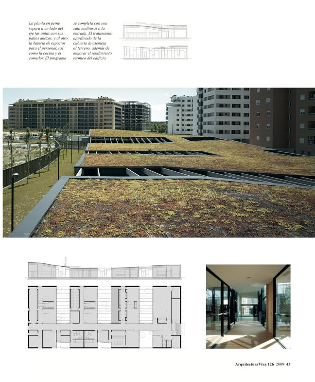 Arquitectura Viva 126 Primera infancia · Early Childhood - Preview 3