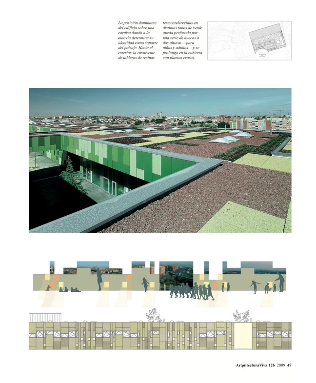 Arquitectura Viva 126 Primera infancia · Early Childhood - Preview 4