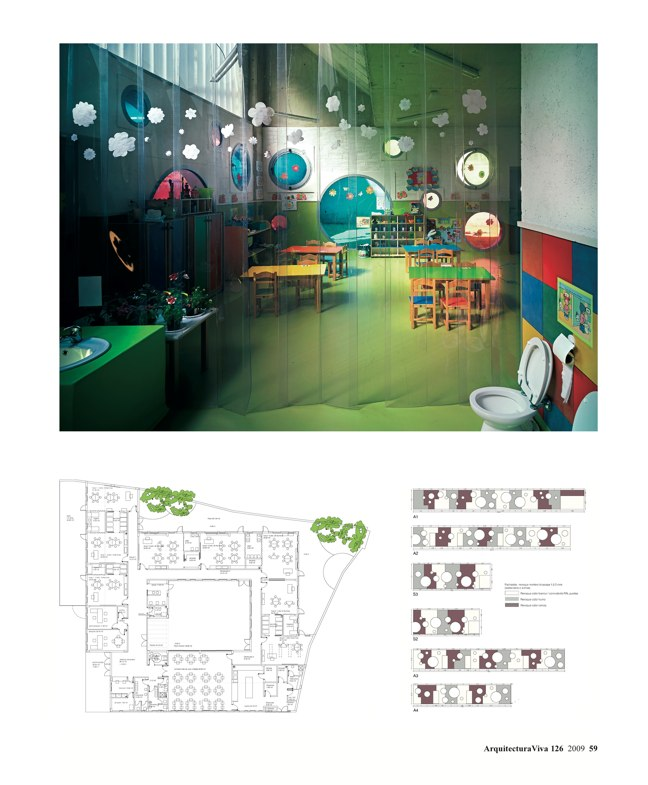 Arquitectura Viva 126 Primera infancia · Early Childhood - Preview 6