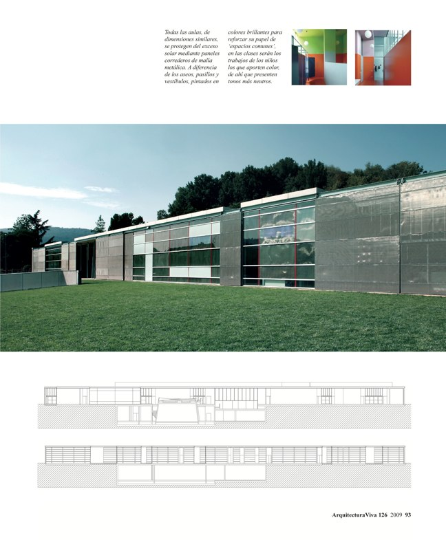 Arquitectura Viva 126 Primera infancia · Early Childhood - Preview 7