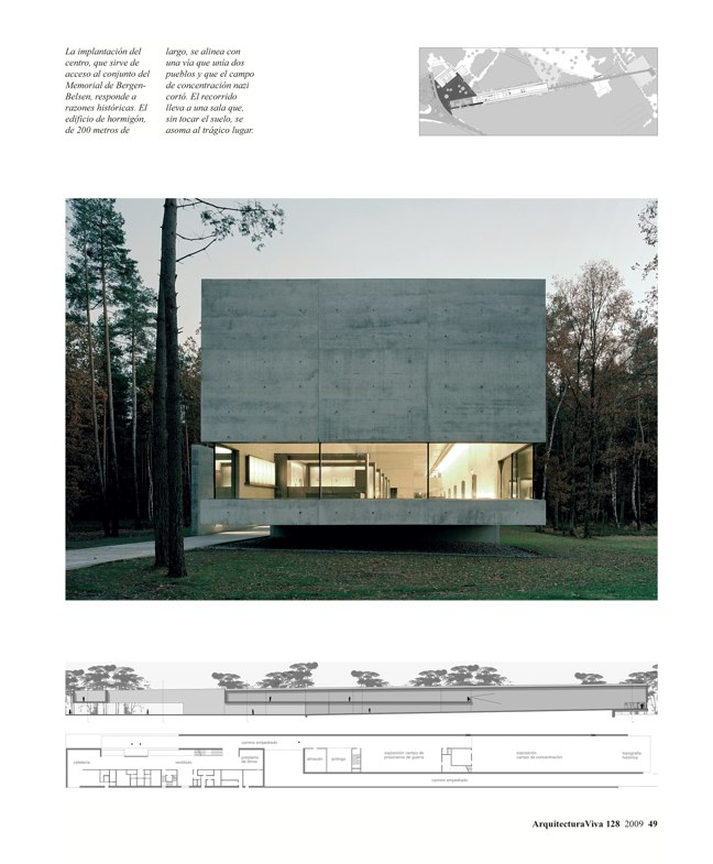 Arquitectura viva 128 hormig n sostenible i sustainable for Arquitectura 128 bits