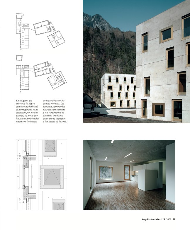 Arquitectura Viva 128 Hormigón sostenible I Sustainable concrete - Preview 6