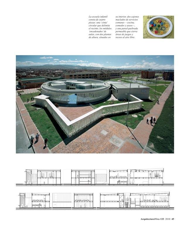 Arquitectura Viva 133 Más por menos More for Less - Preview 6