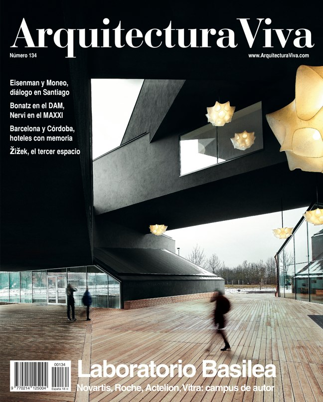 Arquitectura Viva 134 Laboratorio Basilea