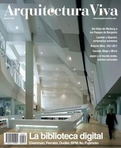 Arquitectura Viva 135 La biblioteca digital