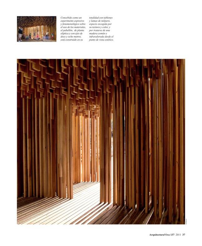Arquitectura Viva 137 Más madera - Preview 2