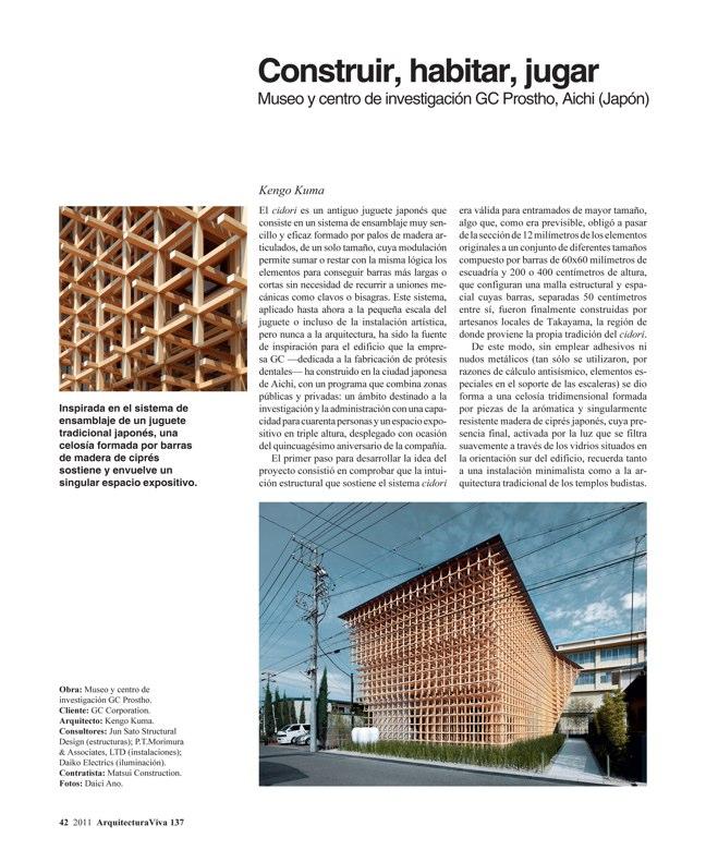 Arquitectura Viva 137 Más madera - Preview 3
