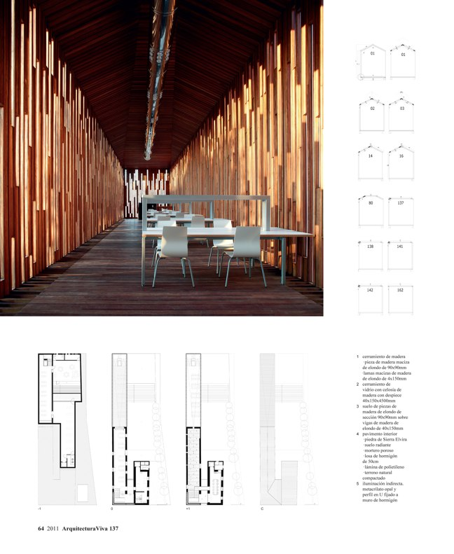 Arquitectura Viva 137 Más madera - Preview 6