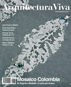 Arquitectura Viva 138 Mosaico Colombia