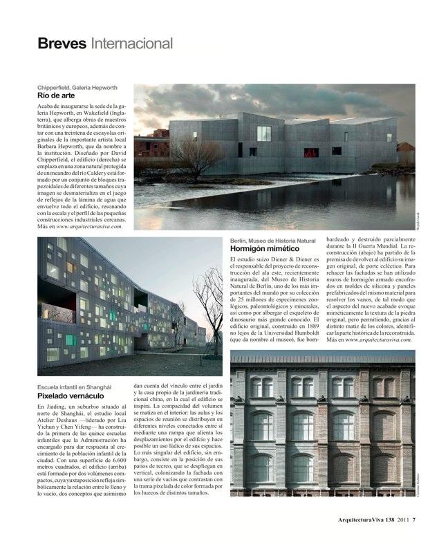 Arquitectura Viva 138 Mosaico Colombia - Preview 2