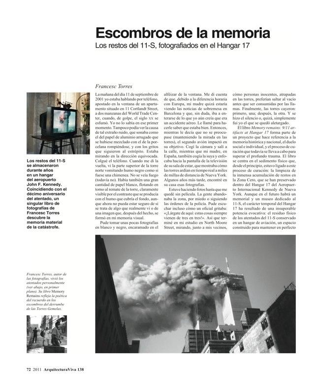 Arquitectura Viva 138 Mosaico Colombia - Preview 8