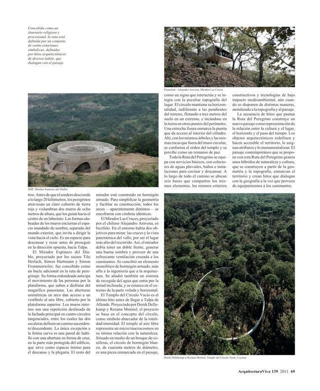 Arquitectura Viva 139 CASAS LEJANAS I REMOTE HOUSES - Preview 7