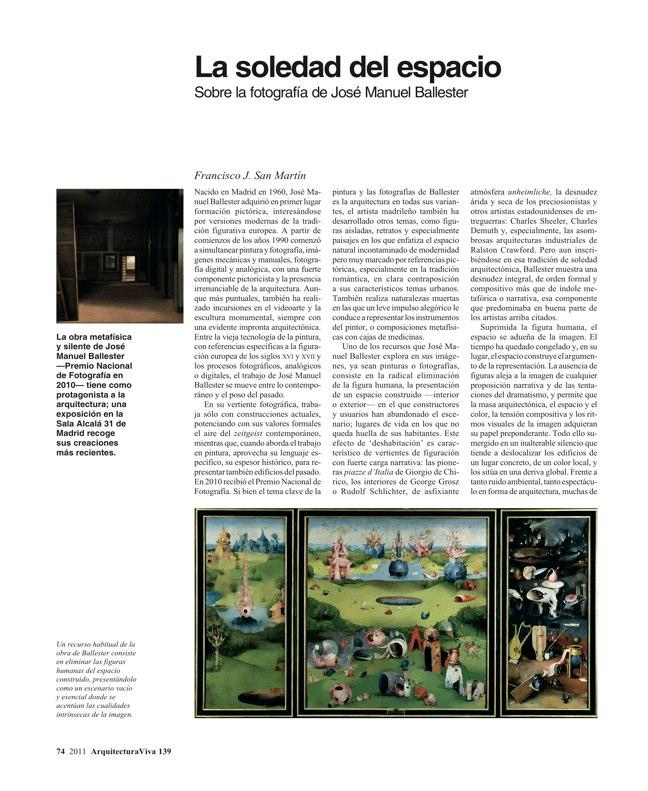 Arquitectura Viva 139 CASAS LEJANAS I REMOTE HOUSES - Preview 8