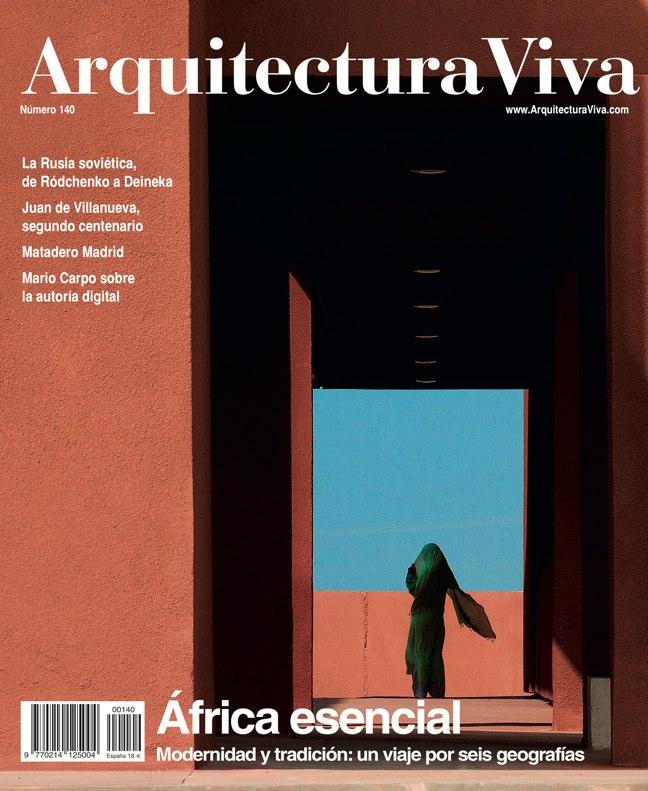 Arquitectura Viva 140 África esencial