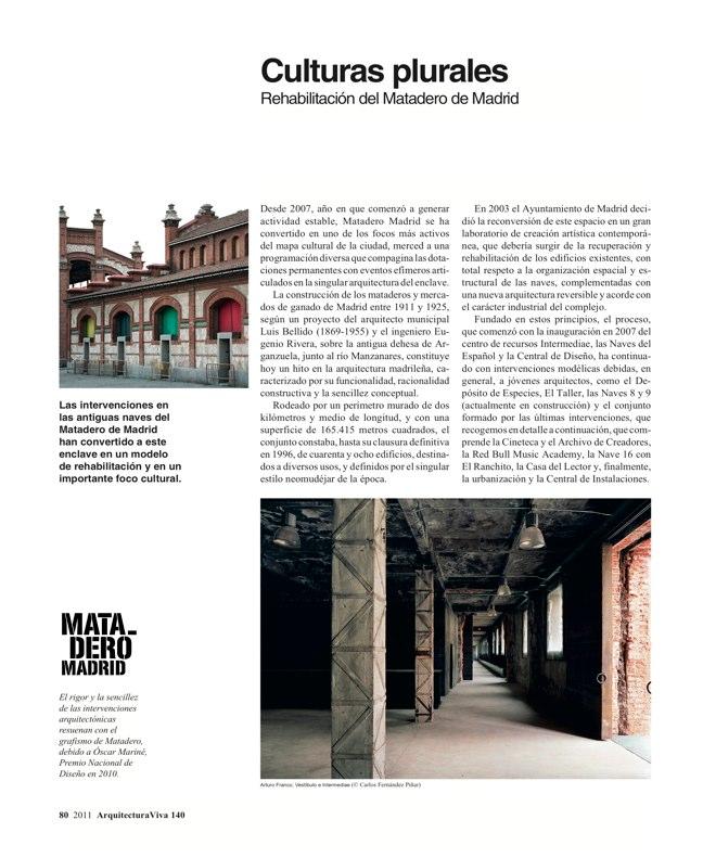Arquitectura Viva 140 África esencial - Preview 8