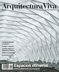 Arquitectura Viva 141 Espacios efímeros