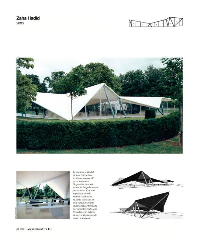 Arquitectura Viva 141 Espacios efímeros - Preview 2