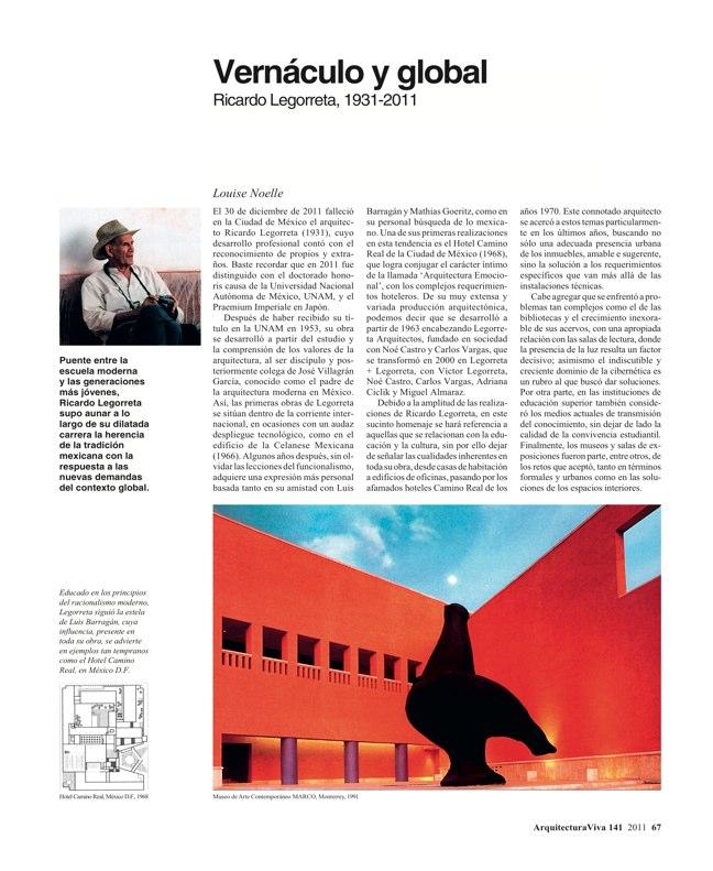 Arquitectura Viva 141 Espacios efímeros - Preview 6